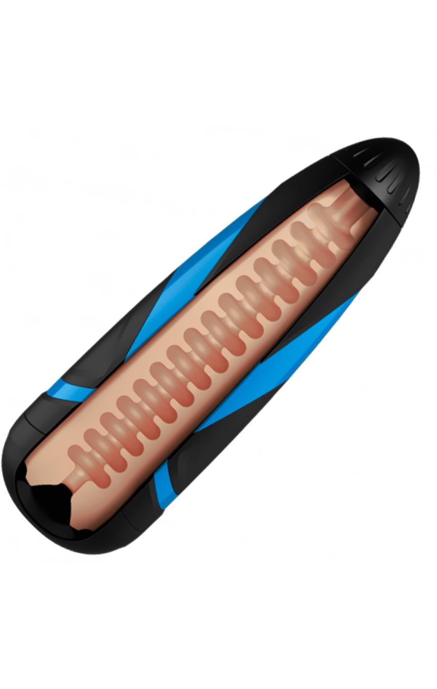 Рукав для мастурбатора - Satisfyer Men CHAMBERS OF PLEASURE, цвет телесный