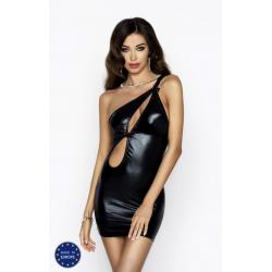 CORNELIA DRESS black - Больше страсти, цвет: черный