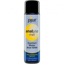 Анальная смазка на водной основе - Pjur analyse me! 100 мл.