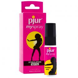 Возбуждающий спрей для женщин - Pjur My Spray, 20ml