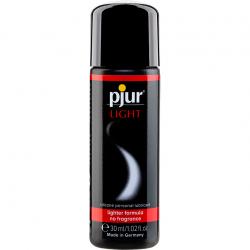 Лубрикант на силиконовой основе - Pjur Light, 30ml