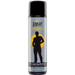 Стимулирующий лубрикант - Pjur Superhero glide 100 ml.
