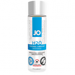 Лубрикант на водной основе System JO H2O - WARMING (240 мл) - Немного огня