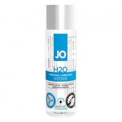 Лубрикант на водной основе System JO H2O - COOLING (60 мл) - Прохладный и нежный