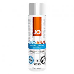 Лубрикант на водной основе System JO ANAL H2O - ORIGINAL (120 мл) - Для анального проникновения