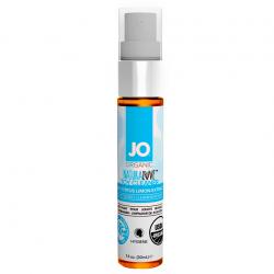 Очищающее средство для игрушек System JO NATURALOVE - ORGANIC (30 мл) - Аккуратная очистка