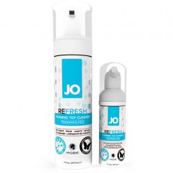 Мягкая пенка для очистки игрушек System JO REFRESH (50 мл) - Идеальная чистота