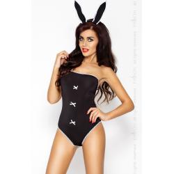 MAGNETICA SET black - Игривый кролик, цвет: черный
