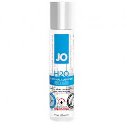 Лубрикант на водной основе System JO H2O - WARMING (30 мл) - Скользит и согревает