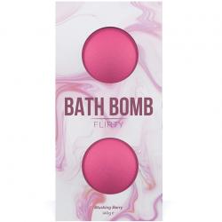Ягодный взрыв - Бомбочка для ванны Dona Bath Bomb - Flirty - Blushing Berry (140 гр)