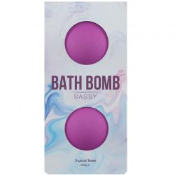 Тропическое блаженство - Бомбочка для ванны Dona Bath Bomb - Sassy - Tropical Tease (140 гр)