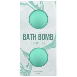 Чувственная весна - Бомбочка для ванны Dona Bath Bomb - Naughty - Sinful Spring (140 гр)