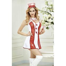 """Эротический костюм медсестры """"Соблазнительная Адриана"""" - Лечение сексом"""