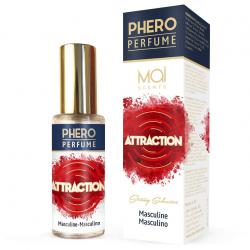 Оружие сердцееда - Духи с феромонами для мужчин MAI Phero Perfume Masculino (30 мл)