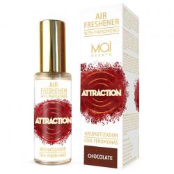 Сладость и наслаждение - Освежитель воздуха с феромонами MAI Air Freshener Chocolate (30 мл)