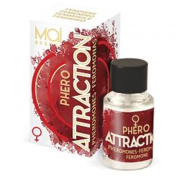 Чистое желание - Феромоны для женщин MAI Phero Feminino (7 мл)