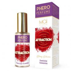 Духи для соблазнения - Духи с феромонами для женщин MAI Phero Perfume Feminino (30 мл)
