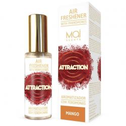 Освежитель с секретом -  Освежитель воздуха с феромонами MAI Air Freshener Mango (30 мл)