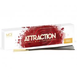 Дым страсти - Ароматические палочки с феромонами MAI Vanilla (20 шт)