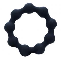 Эрекционное кольцо Dorcel Maximize Ring, цвет: черный