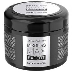 нет инфо Гель-лубрикант на водной основе MixGliss MAX Expert Nature (250 мл)