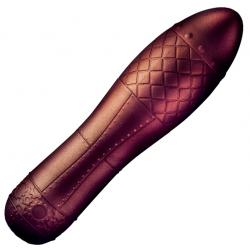 Для ценителей необычного дизайна, Вибратор Rocks Off Dr Roccos Zeppelina - цвет: медь