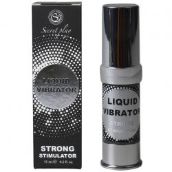 Мощная стимуляция - Жидкий вибратор STRONG STIMULATOR 15ml