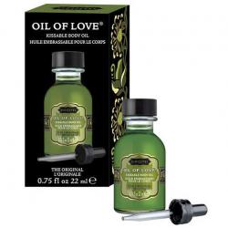 Прикосновение нежности - Массажное масло Oil of Love 22 ml