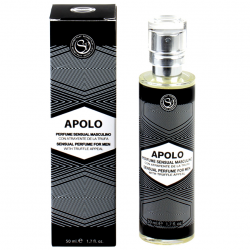 Мужской парфюм PHEROMONE SENSUAL PERFUME FOR MEN, APOLO 50 ml.