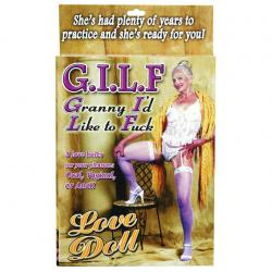 Любовница с опытом - Секс кукла - G.I.L.F. Doll, цвет: телесный