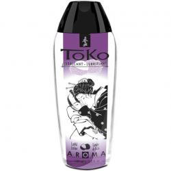 Похотливый личи -Лубрикант на водной основе Shunga Toko AROMA - Lustful Litchee (165 мл)