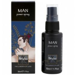 Невероятно сильная эрекция - Спрей для усиления эрекции  Man power spray - 50ml