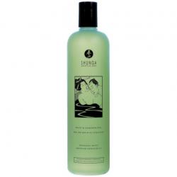 Мятная страсть в ванной - Гель для душа Bath & Shower Gel Sensual Mint 500ml