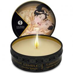 Ванильные ласки - Массажная свеча MASSAGE CANDLE VANILLA 30 ML