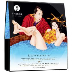 Необычные ощущения в ванной - Гель для ванны Shunga LOVEBATH - Ocean temptations (650 гр)