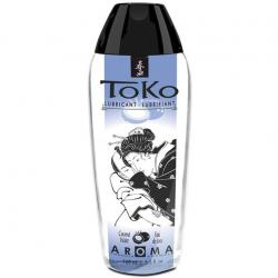 Секс без дискомфорта - Лубрикант на водной основе Shunga Toko AROMA - Coconut Water (165 мл)