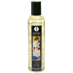 Массажное масло - Shunga Erotic Massage Oil, лаванда, 250ml