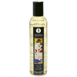Массажное масло Shunga Erotic Massage Oil Peach, персик 250ml