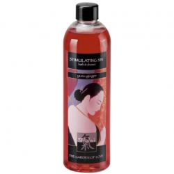 Сенсационная чистота - Гель для душа BATH SENSATION - bath & shower,stimulating sin - имбирь - 400ml