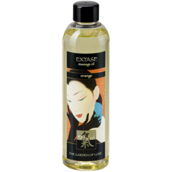 Для самого нежного массажа - Массажное масло MAGIC DREAMS - massage oil, апельсин - 250ml