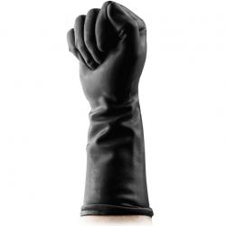 Латексная перчатка - Перчатки Gauntlets Fisting Gloves