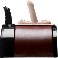 Незабываемое секс родео - Секс-машина - Saddle Deluxe Sex Machine. цвет: черный