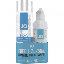 Подарочный набор System JO Limited Edition Promo Pack - JO H2O ORIGINAL(60мл) + JO REFRESH (50мл)