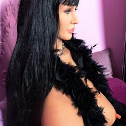 Реалистичная секс-кукла премиум класса Julietta, цвет: телесный