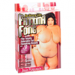 Пышные формы - Секс кукла FATIMA FONG
