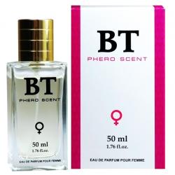 Секретный компонент - Духи с феромонами женские - BT PHERO SCENT, 50 мл