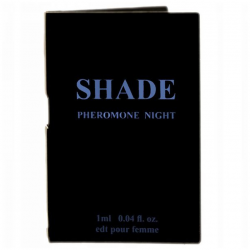 Секс-бомба в глазах мужчины - Пробник духов - SHADE PHEROMONE Night, 1 мл