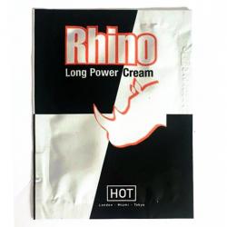 Сначала дамы - Продлевающий крем - Rhino Long power Cream (пробник), 3 мл