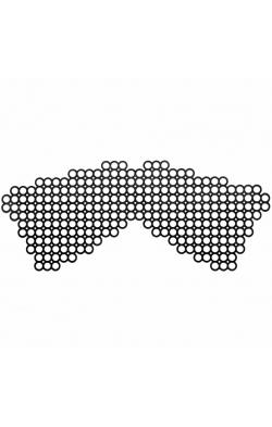 """Загадочный образ - Виниловая маска на стикерах """"ЭРИКА"""""""