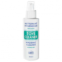 Для ваших любимых игрушек - Антибактериальный спрей - Lubrix TOYS CLEANER, 125ml